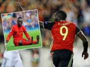 """Bóng đá - MU đấu Liverpool: Lukaku khỏe như vâm, Mourinho ngán """"Messi Ai Cập"""""""