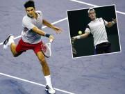 Tennis - Federer - Schwartzman: Đẳng cấp giao bóng như thần