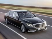 Tin tức ô tô - Mercedes-Benz S-Class 2018 có giá từ 2,06 tỷ đồng