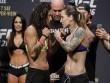 """UFC: Chào võ đài, mỹ nữ dùng chiêu """"mãng xà diệt độc ưng"""""""