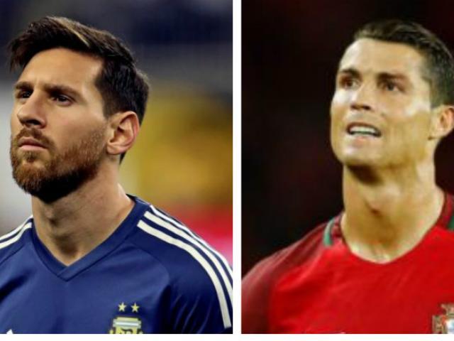 """Messi - Ronaldo chờ đấu người quen, dễ có """"bảng tử thần"""" World Cup 2018"""