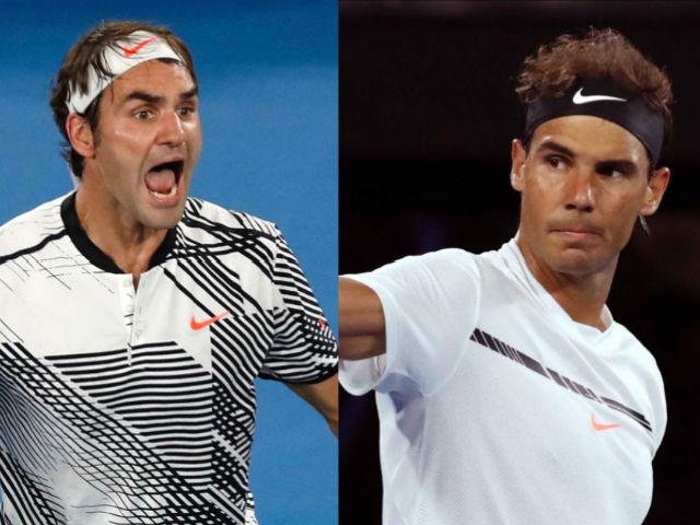 """Trực tiếp tennis Thượng Hải Masters 12/10: Federer gặp """"thần tài"""", thử thách đợi Nadal"""