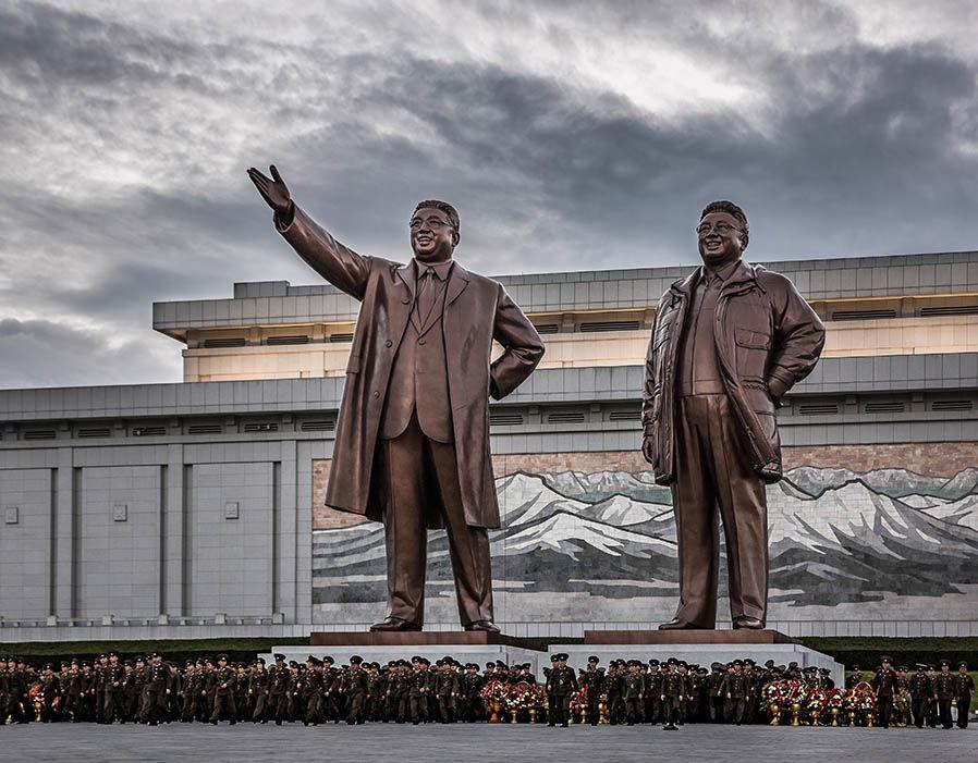 Triều Tiên: Những hình ảnh choáng ngợp chưa từng được công bố  - 1