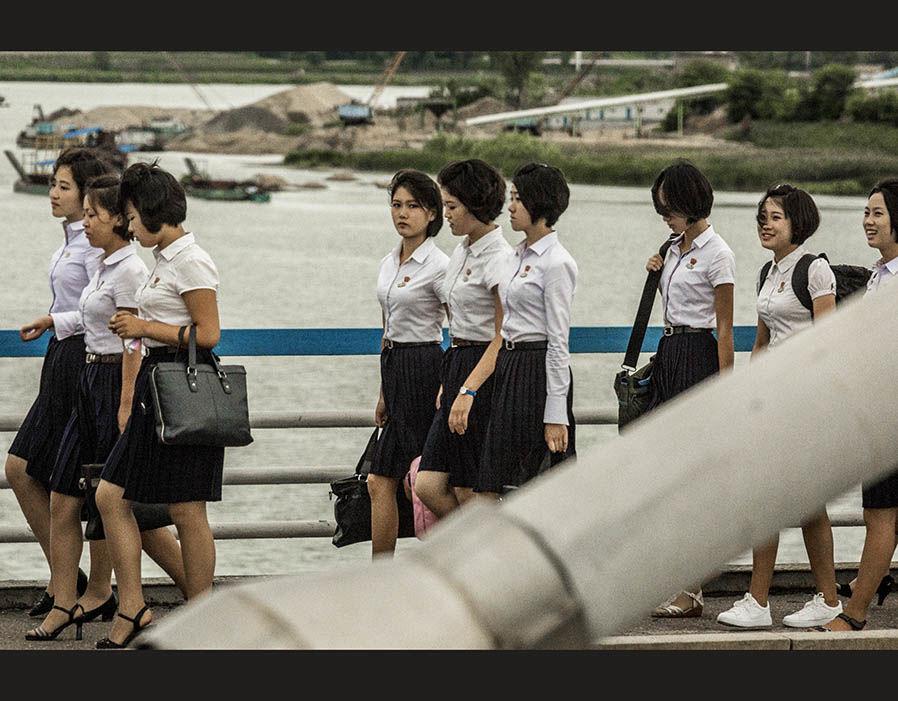Triều Tiên: Những hình ảnh choáng ngợp chưa từng được công bố  - 2