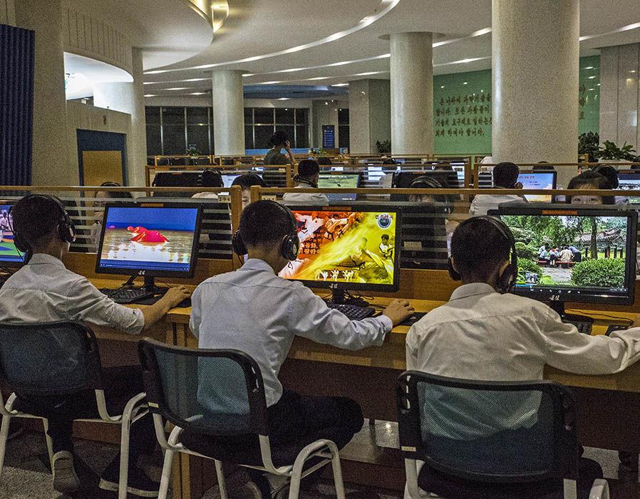 Triều Tiên: Những hình ảnh choáng ngợp chưa từng được công bố  - 9