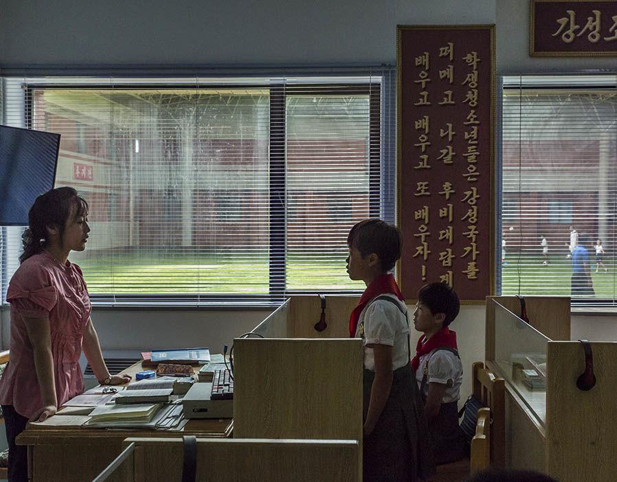 Triều Tiên: Những hình ảnh choáng ngợp chưa từng được công bố  - 11