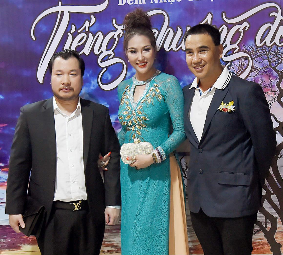 Phi Thanh Vân công khai bạn trai doanh nhân - 2