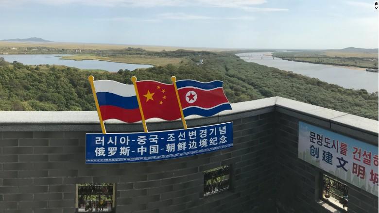 """Cua khổng lồ Triều Tiên ở TQ khiến ông Trump """"đau đầu"""" - 1"""