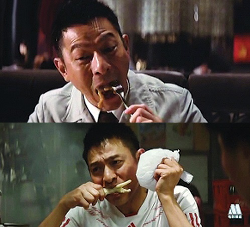 """""""Kỹ xảo 5 xu"""" biến đồ ăn giả, ôi thiu thành đặc sản trong phim - 3"""