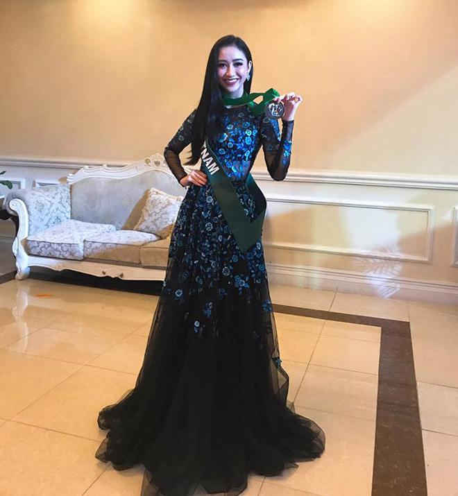 Đại diện Việt đoạt giải đồng thi tài năng Hoa hậu Trái Đất - 3