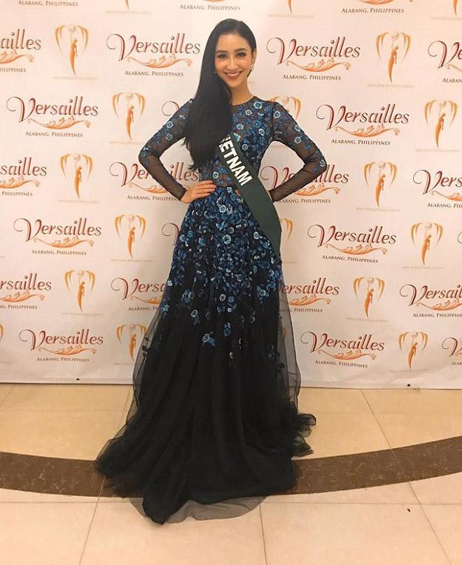 Đại diện Việt đoạt giải đồng thi tài năng Hoa hậu Trái Đất - 4