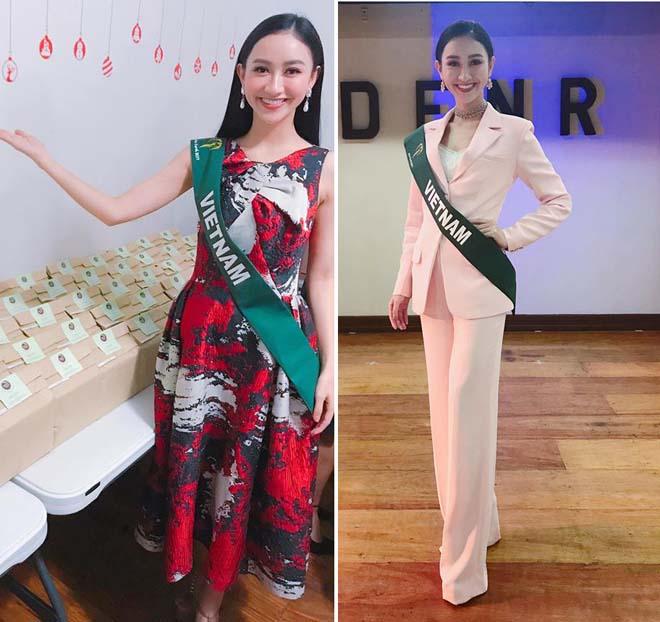Đại diện Việt đoạt giải đồng thi tài năng Hoa hậu Trái Đất - 7