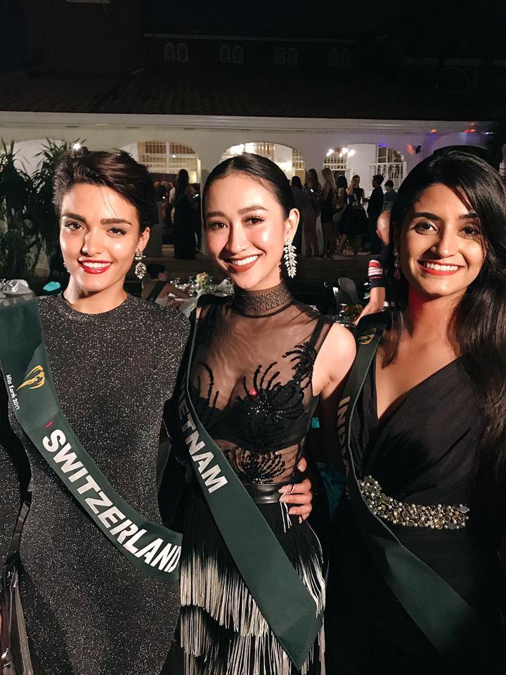 Đại diện Việt đoạt giải đồng thi tài năng Hoa hậu Trái Đất - 9