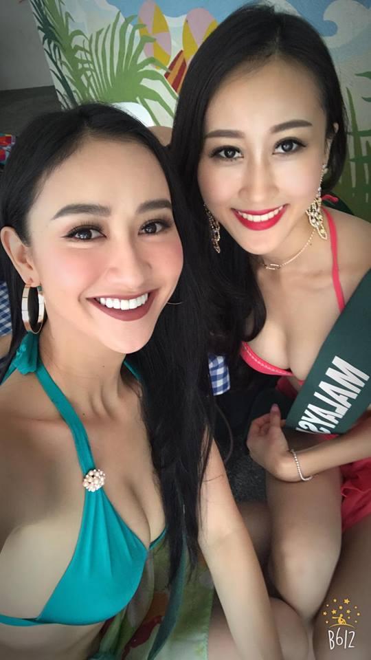 Đại diện Việt đoạt giải đồng thi tài năng Hoa hậu Trái Đất - 11