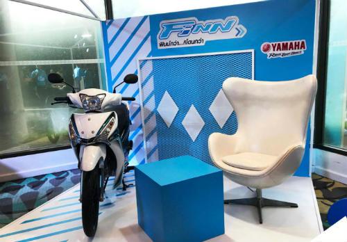 "Yamaha FiNN sắp về Việt Nam, Honda Wave lo ""sốt vó""? - 1"
