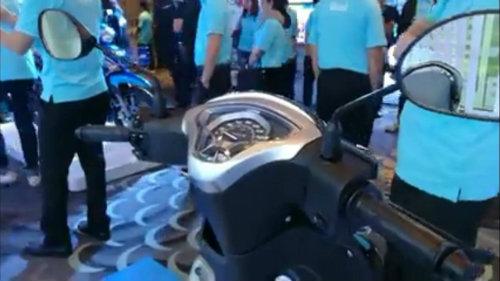 "Yamaha FiNN sắp về Việt Nam, Honda Wave lo ""sốt vó""? - 6"