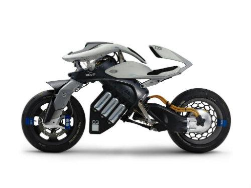 NÓNG: Rò rỉ mẫu môtô người máy Yamaha mới nhất - 3