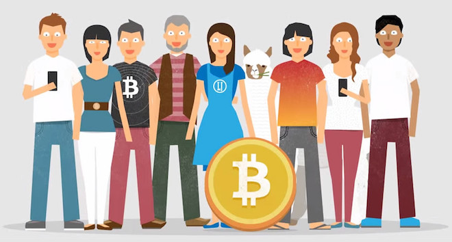 """Tiền ảo bitcoin vẫn rất """"hot"""" dù nhiều lần bị rung lắc - 1"""