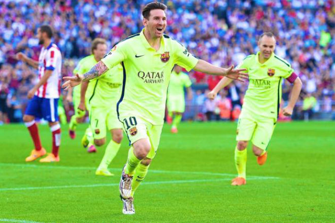 Barca quyết đấu Atletico: Đón tin vui từ Messi và…Real Madrid - 1
