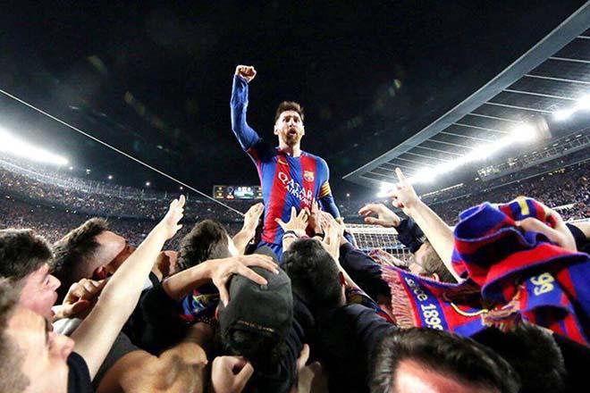 """Barcelona """"bán"""" sân Nou Camp, trả lương khủng giữ chân """"độc tài"""" Messi - 2"""