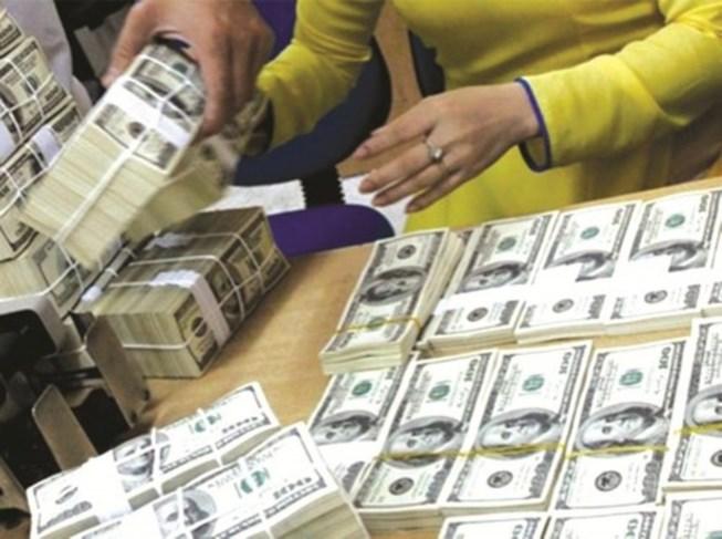 Mua thêm 3 tỉ USD, dự trữ ngoại hối lập kỷ lục mới - 1