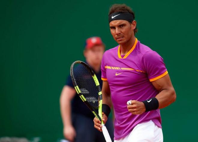 """Nadal - Fognini: Tung đòn sấm sét diệt """"khắc tinh"""" (Vòng 3 Thượng Hải Master) - 1"""