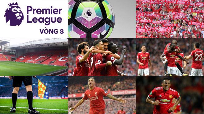 """Ngoại hạng Anh trước vòng 8: Liverpool - MU """"nhuộm đỏ"""" nước Anh, Arsenal gặp khó - 4"""