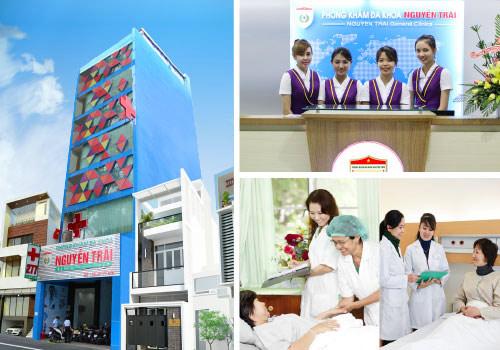 Phòng Khám Đa Khoa Nguyễn Trãi – Nơi khám chữa bệnh đáng tin cậy tại TPHCM - 1