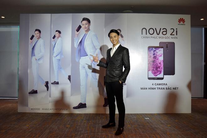Rocker Nguyễn trở thành Đại sứ hình ảnh cho Huawei nova 2i - 1