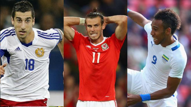 """Siêu đội hình nửa tỷ euro lỗi hẹn World Cup: Bale """"bắt cặp"""" SAO MU - 1"""
