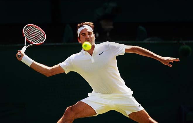 Federer - Dolgopolov: Chiến thắng kiểu tốc hành (Vòng 3 Thượng Hải Masters) - 1