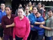 Tin tức trong ngày - Cận cảnh hiện trường vụ sạt lở đất làm gần 10 người chết