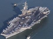 Thế giới - Tàu sân bay thứ 2 và 7.500 thủy thủ Mỹ dồn đến gần Triều Tiên?