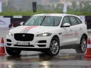 Tin tức ô tô - Trải nghiệm xe hiệu suất cao Jaguar tại Hà Nội