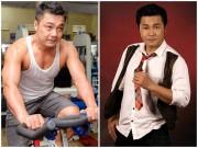 Học Lý Hùng U50 giữ vẻ ngoài tráng kiện khiến thanh niên phải chạy dài!