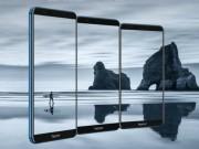 Thời trang Hi-tech - Trình làng  Honor 7X: Màn hình lớn, camera kép, giá rẻ