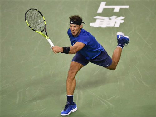 Chi tiết Nadal - Fognini: Chiến thắng sau 64 phút (KT) - 3