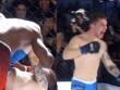 MMA ngớ người: Khán giả lên sàn hạ võ sỹ, đoạt luôn đai vô địch