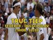 Chi tiết Federer - Dolgopolov: Chiến thắng nhẹ nhàng (KT)