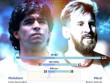 Messi và Maradona ở ĐT Argentina: Vĩ đại hay vĩ đại nhất chỉ cách 1 cúp Vàng