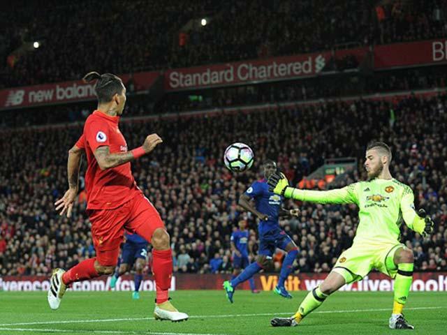 """Họp báo Liverpool - MU: Mourinho đá """"9 tiền đạo"""" giành 3 điểm, lo Klopp bị sa thải - 4"""