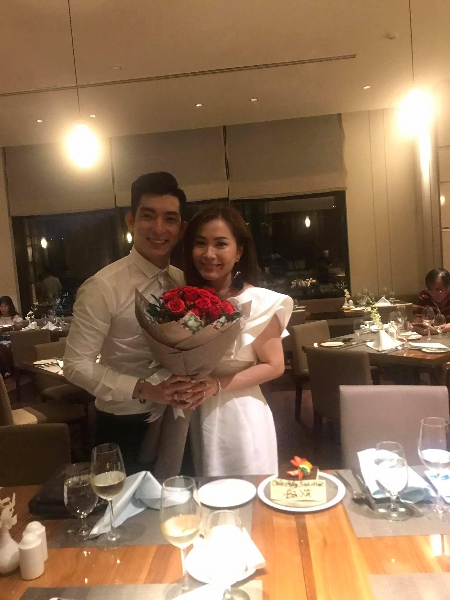 Phản ứng của chồng cũ khi Phi Thanh Vân khoe bạn trai mới giàu có - 3