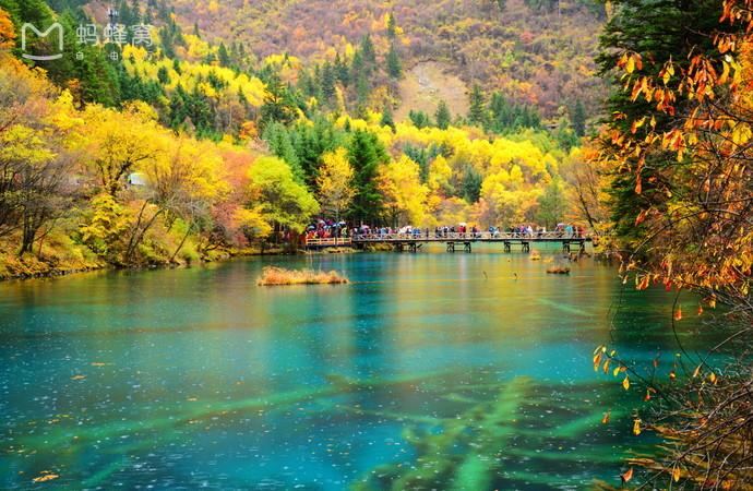 Đã từng có một Cửu Trại Câu đẹp tựa xứ thần tiên trước khi bị động đất tàn phá - 7