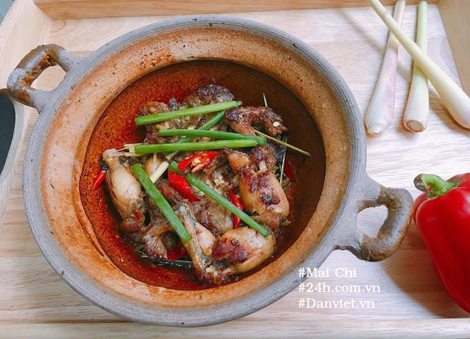 Phát thèm bữa cơm có hải sản và thịt ếch chưa đến 60.000 đồng - 3