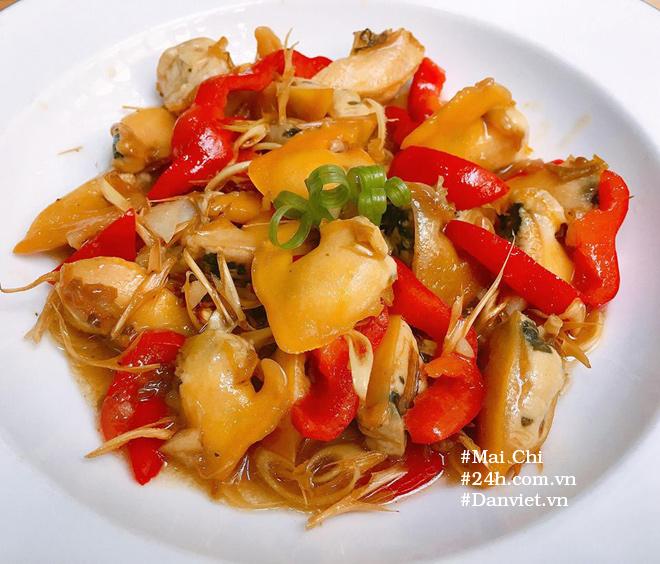 Phát thèm bữa cơm có hải sản và thịt ếch chưa đến 60.000 đồng - 2