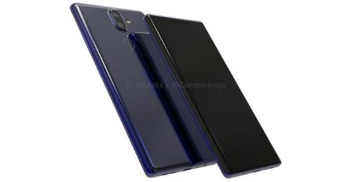Nokia 9 lộ ảnh với viền benzen siêu mỏng, bỏ giắc cắm tai nghe - 1