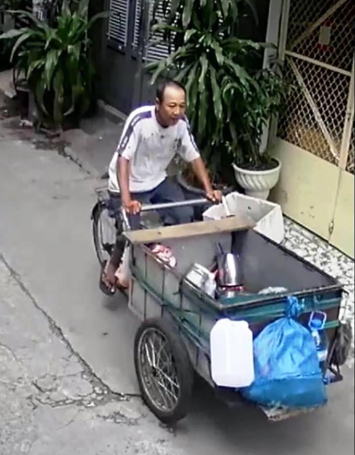 Người nhặt ve chai đâm chết đồng nghiệp trong cuộc nhậu vỉa hè - 1