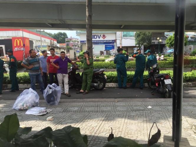 Người nhặt ve chai đâm chết đồng nghiệp trong cuộc nhậu vỉa hè - 2