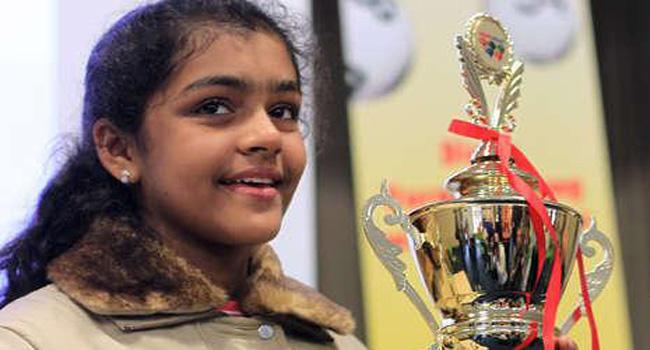 3. Priyanshi Somani. 12 tuổi, Priyanshi Somani trở thành thí sinh nhỏ tuổi nhất và là quán quân của kỳ thi Tính nhẩm thế giới, năm 2010. Để có thành quả đó, Priyanshi Somani đã hoàn thành các phép nhân và tính căn bậc 2 của số có 5 chữ số với kết quả chính xác 100%. Cô bé đã được ghi danh trong sách kỷ lục thế giới Limca.