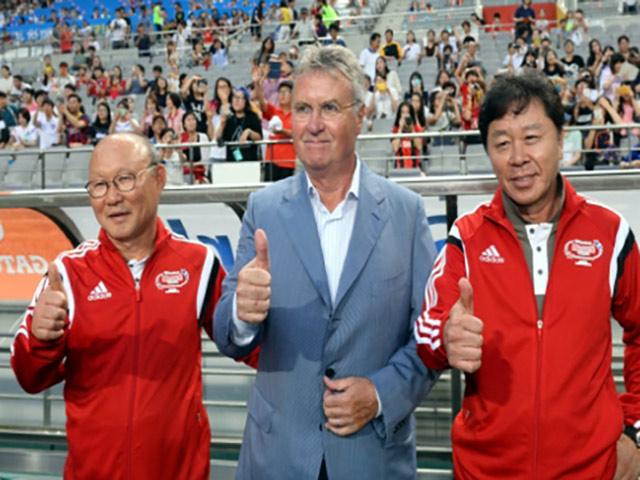 Thầy mới Công Phượng, HLV Park Hang Seo và bầu Đức tung chiêu